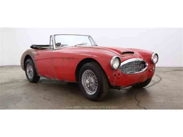 1966 Austin-Healey 3000 | 1018951