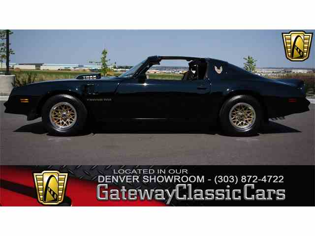 1978 Pontiac Firebird Trans Am | 1018959