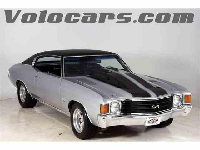 1972 Chevrolet Chevelle SS | 1018964