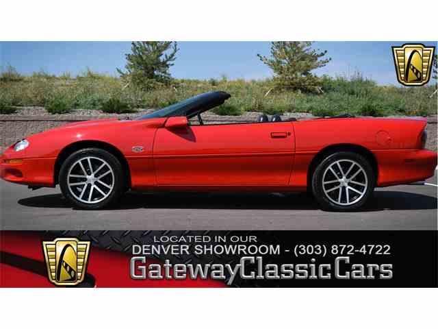 2002 Chevrolet Camaro | 1018965