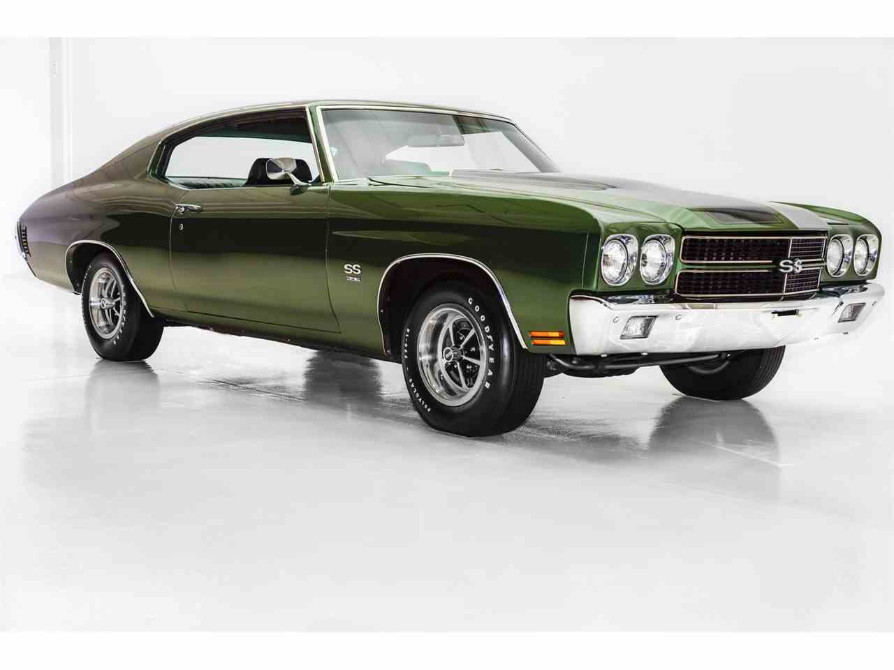 1970 Chevrolet Chevelle for Sale - CC-1018967