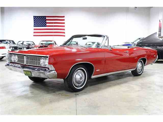 1968 Ford Galaxie 500 | 1018970