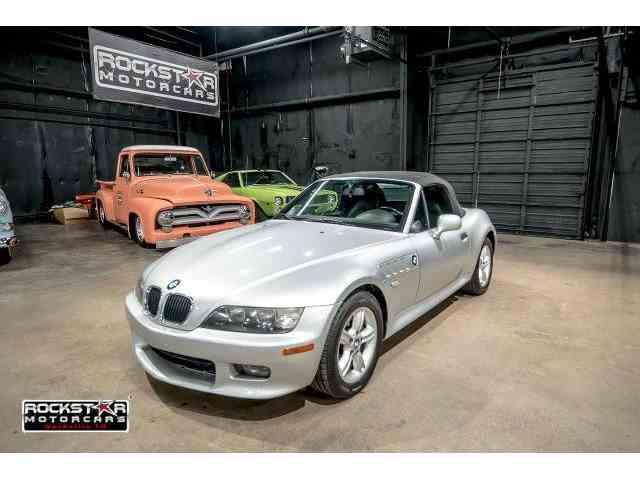 2001 BMW Z3   1018972