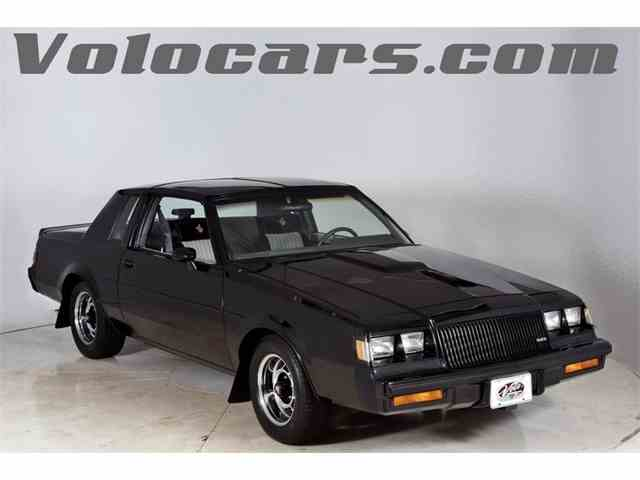 1987 Buick Grand National | 1018982