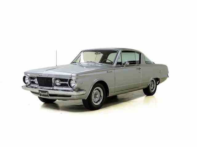 1965 Plymouth Barracuda | 1018991