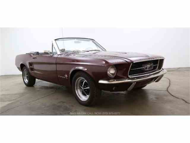 1967 Ford Mustang | 1018996
