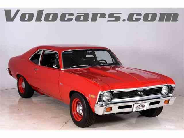 1972 Chevrolet Nova | 1019002