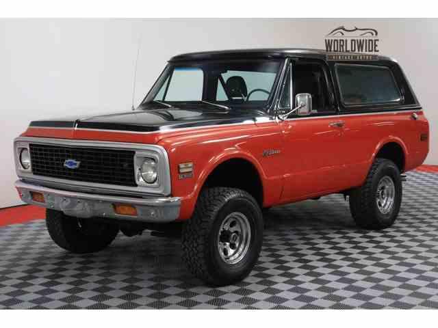 1972 Chevrolet Blazer | 1019008