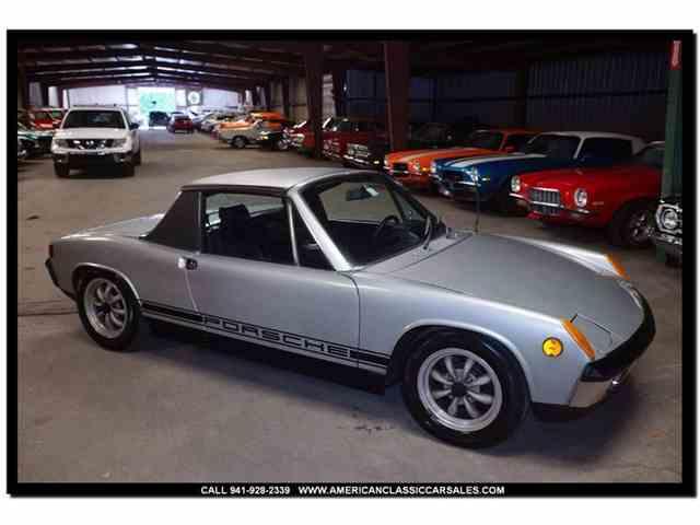 1972 Porsche 914 | 1019010