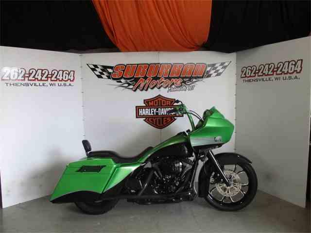 2000 Harley-Davidson® FLTRI - Road Glide® | 1019012