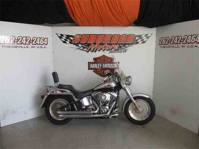 2003 Harley-Davidson® FLSTF - Softail® Fat Boy® | 1019017
