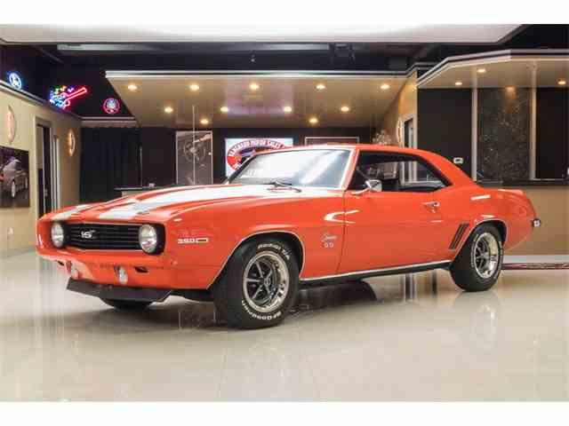 1969 Chevrolet Camaro | 1019022