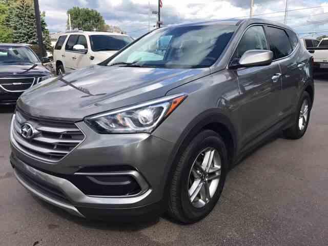 2017 Hyundai Santa Fe | 1019040