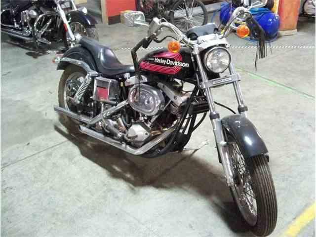 1976 Harley-Davidson Super Glide | 1010905