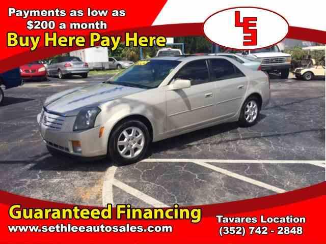 2007 Cadillac CTS | 1019051