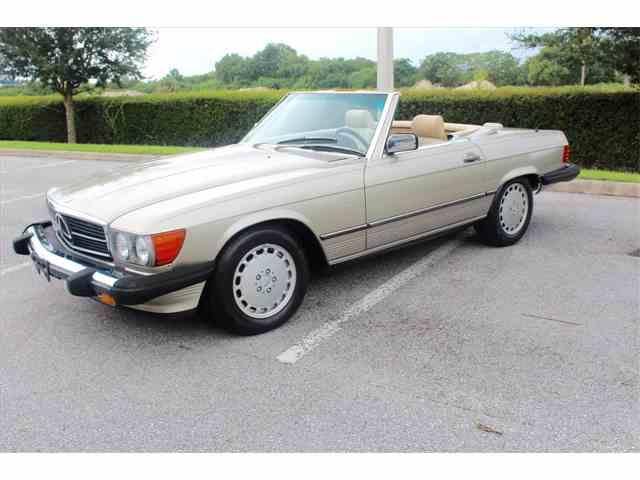 1989 Mercedes-Benz 560 | 1019054