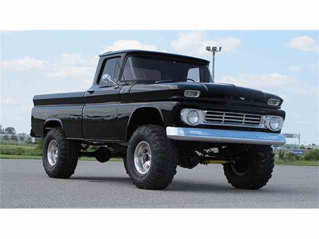 Picture of '62 K-10 - LUB4