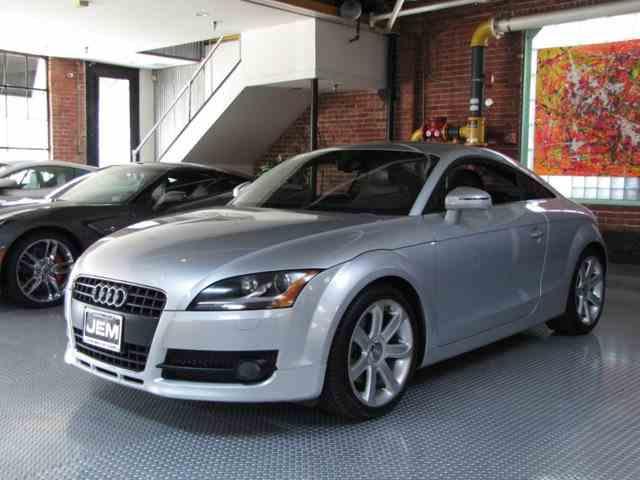 2008 Audi TT   1019057