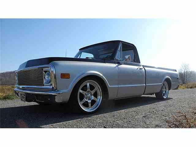 1972 Chevrolet C/K 10 | 1019058