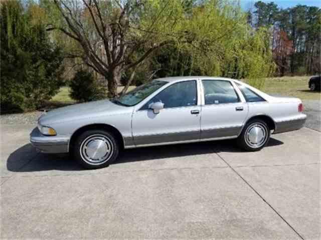 1993 Chevrolet Caprice | 1019061