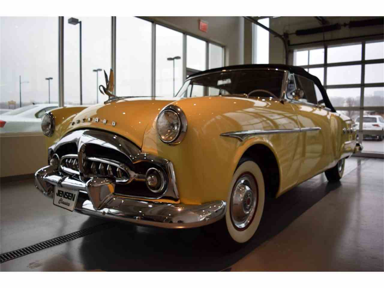 Large Picture of 1951 Packard 250 located in Sioux City Iowa - $49,900.00 - LUBB