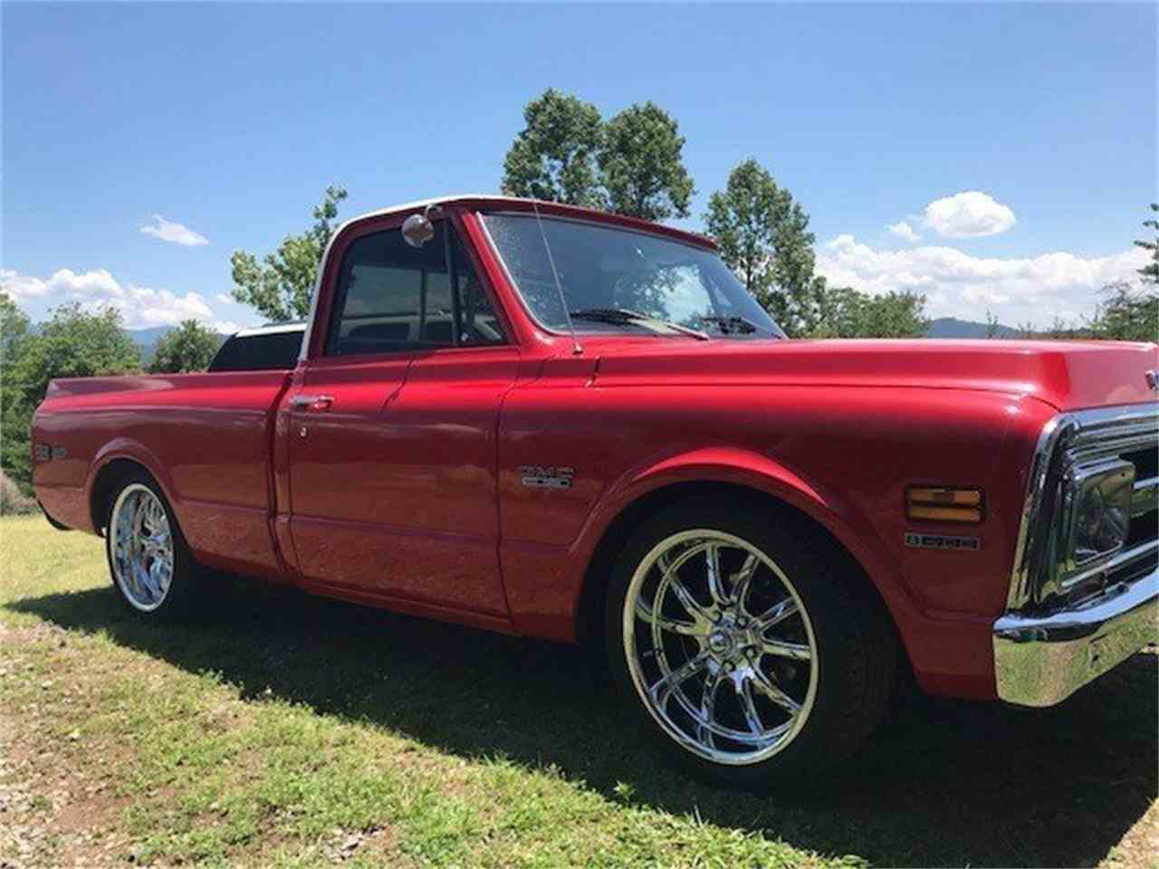 Large Picture of '68 C/K 10 - LUBJ