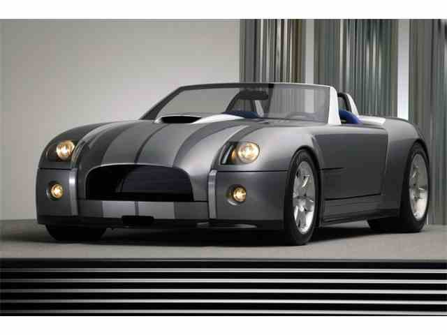 2004 Ford Shelby Cobra Concept Car | 1019073