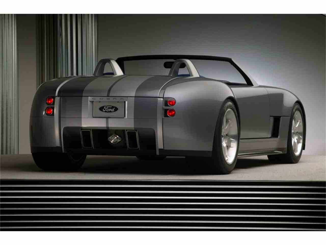 2004 ford shelby cobra concept car for sale classiccars for International motor cars greensboro nc