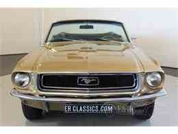 1968 Ford Mustang for Sale - CC-1019077