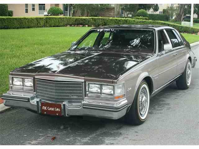 1983 Cadillac Seville | 1019078