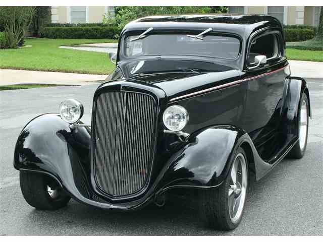 1934 Chevrolet Hot Rod | 1019079
