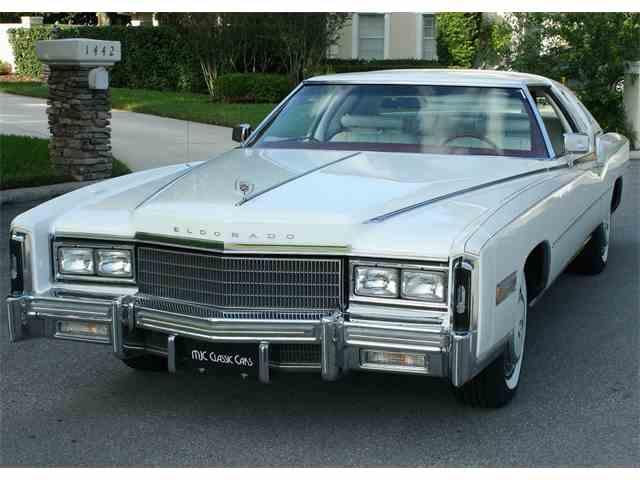 1977 Cadillac Eldorado Biarritz | 1019080