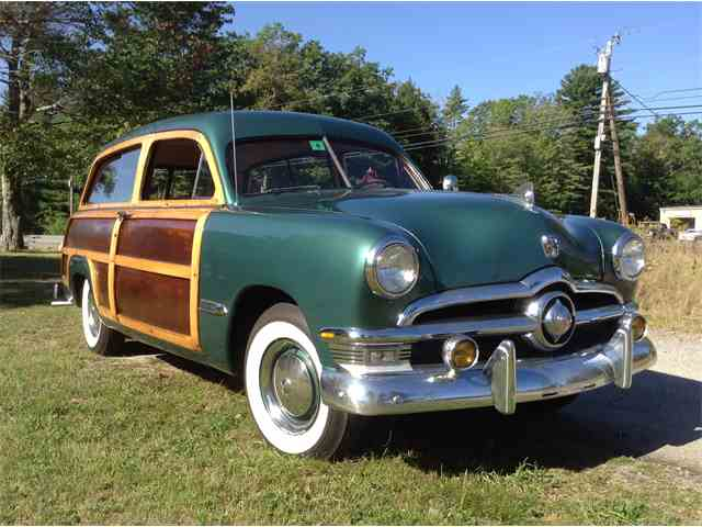 1950 Ford Woody Wagon | 1019088