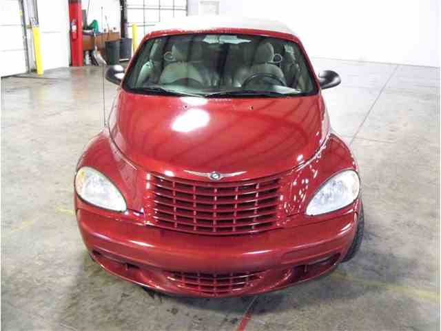 2005 Chrysler PT Cruiser | 1010909