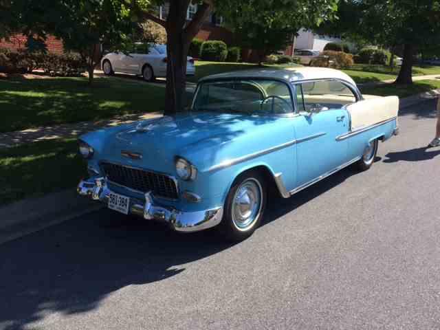 1955 Chevrolet Bel Air | 1019091