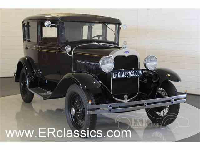1930 Ford 4-Dr Sedan | 1019092