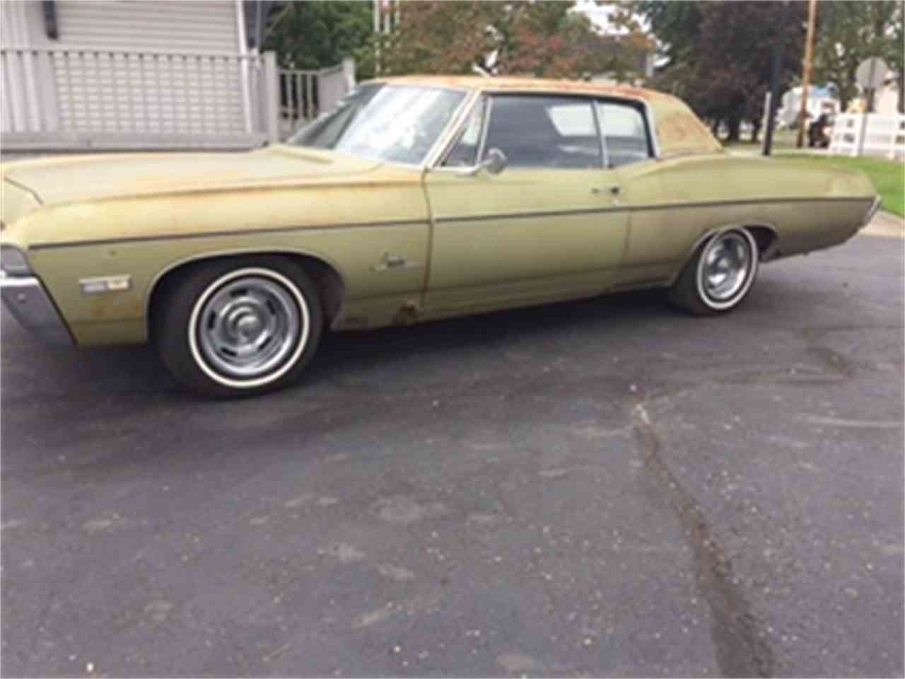 1968 Chevrolet Impala for Sale on ClassicCars.com