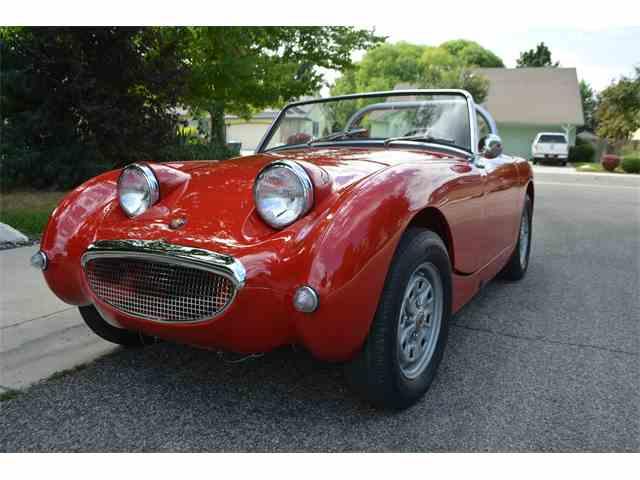 1959 Austin-Healey Sprite | 1019102