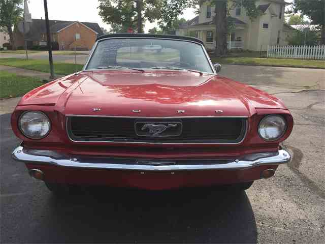 1966 Ford Mustang | 1019103