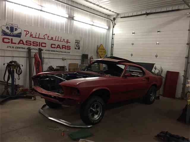 1969 Ford Mustang   1019104
