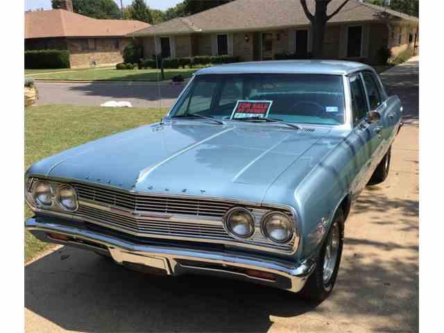1965 Chevrolet Malibu | 1019111