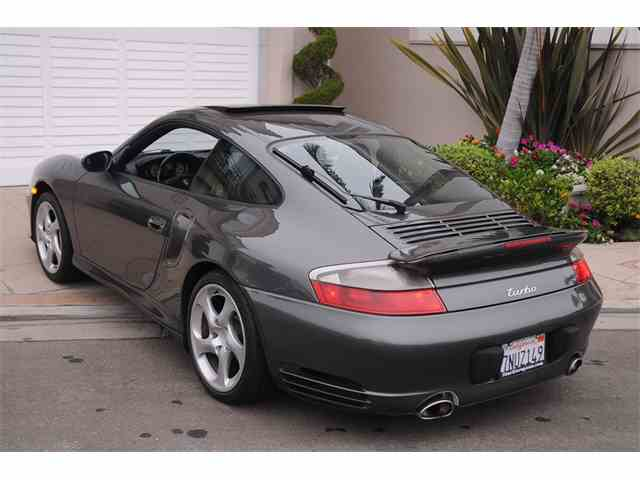2002 Porsche 911 Turbo | 1019112