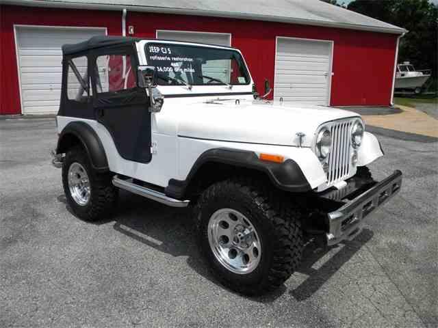 1979 Jeep CJ5   1019121