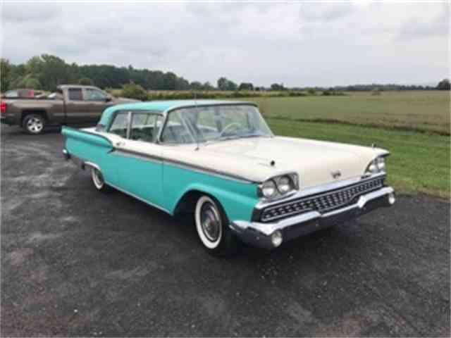 1959 Ford Galaxie | 1019122