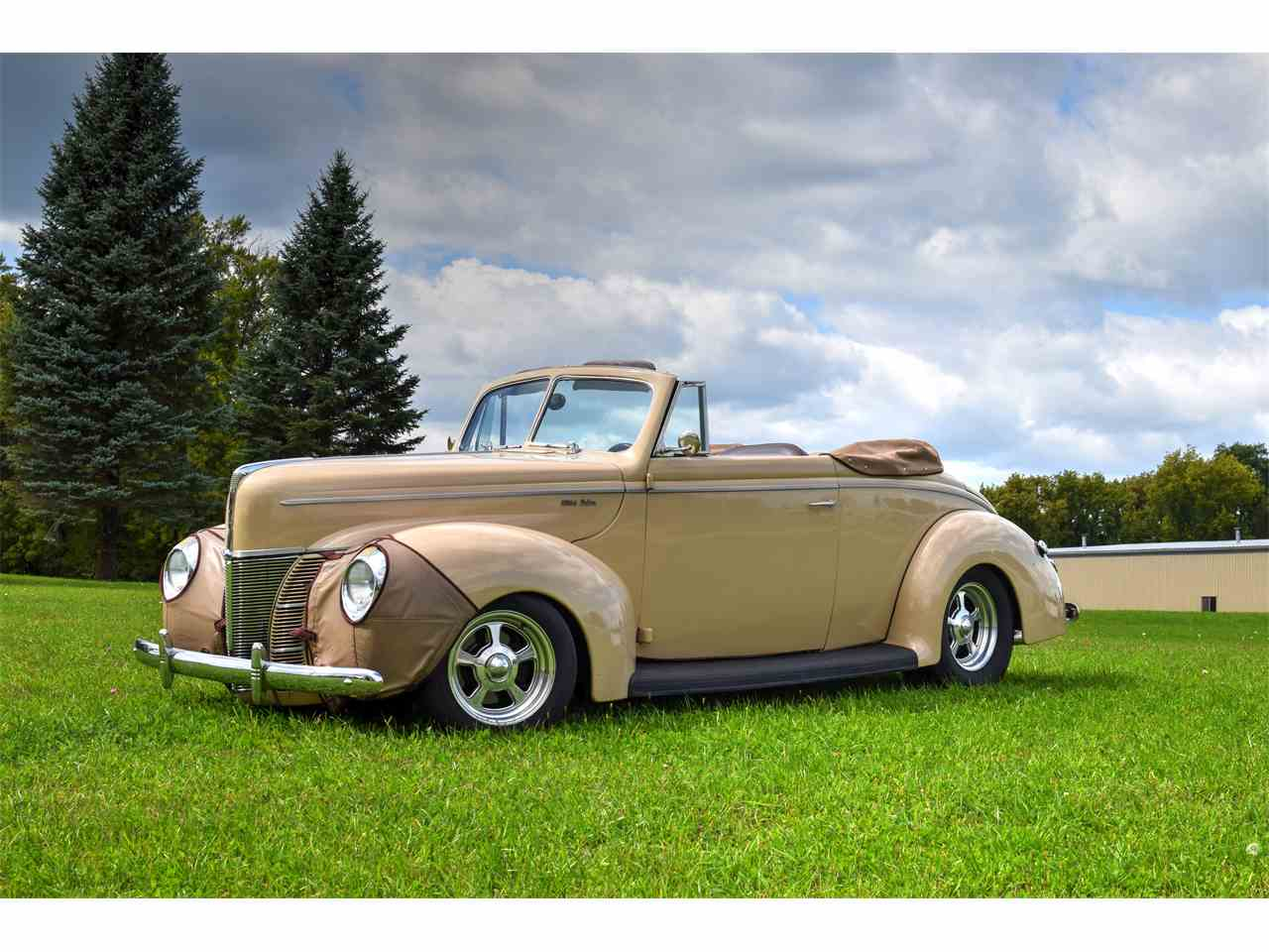 1940 Ford Cabriolet for Sale - CC-1019123