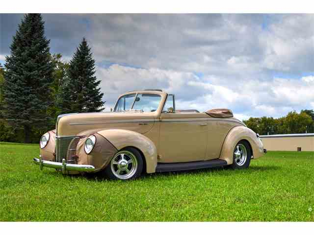 1940 Ford Cabriolet | 1019123