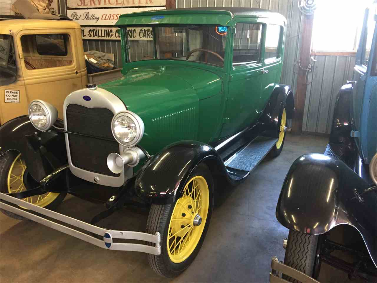 Large Picture of Classic 1929 Ford Model A located in utica Ohio Offered by Phil Stalling Classic Cars - LUD0