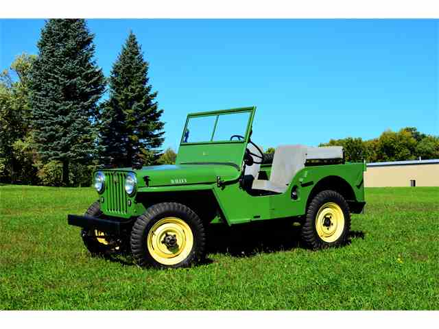 1948 Willys Jeep | 1019127