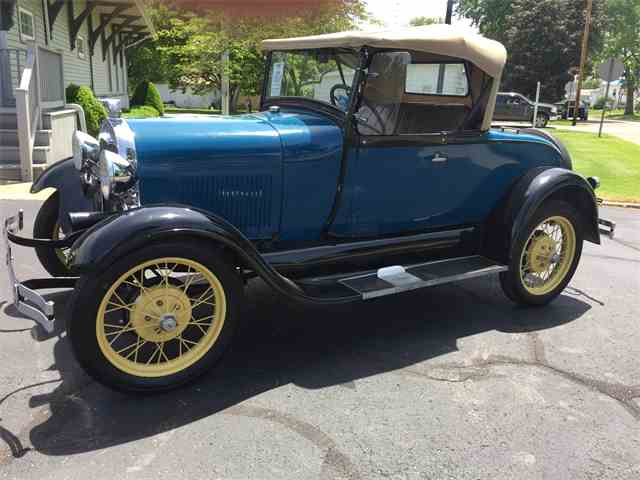 1929 Ford Model A | 1019128