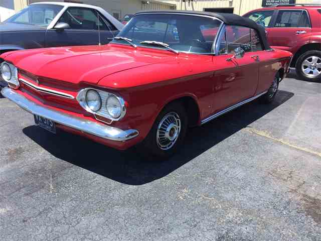 1963 Chevrolet Corvair | 1019130